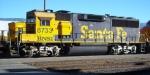 BNSF #8733