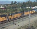 UP #8617,UP #7902 & CSX #7613