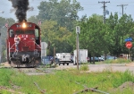 Industrial railroading