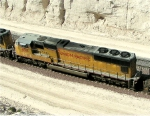 UP 4681 from above