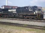 NS D9-40CW 9203 in Columbus, Ga yard