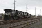 NS Harrington yard