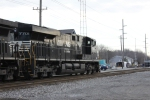 NS ES40DC #7701, but its change to ES44DC for uprated of 4,000 to 4,400 horsepower since