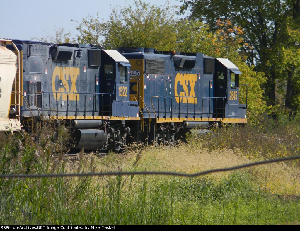 CSX 2645