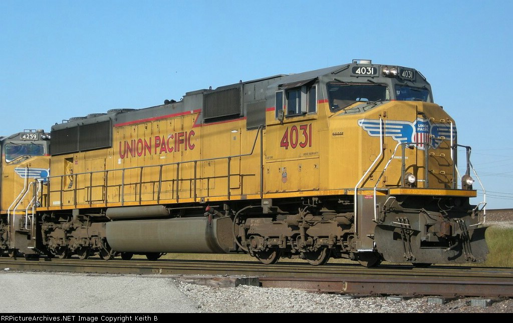 UP 4031