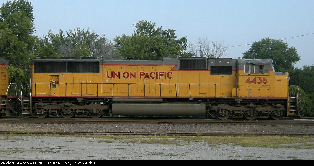 UP 4436