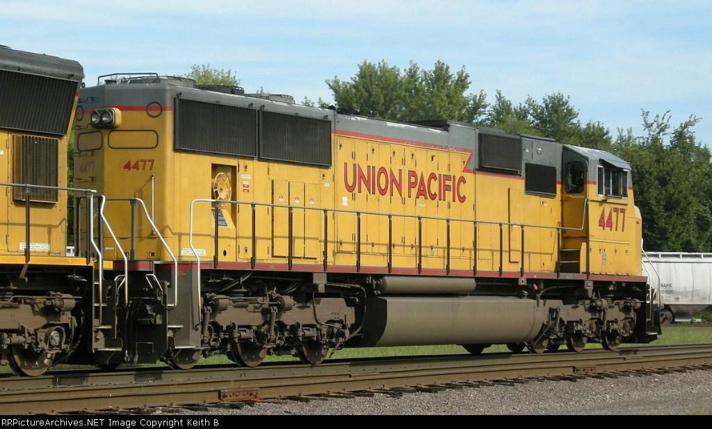 UP 4477