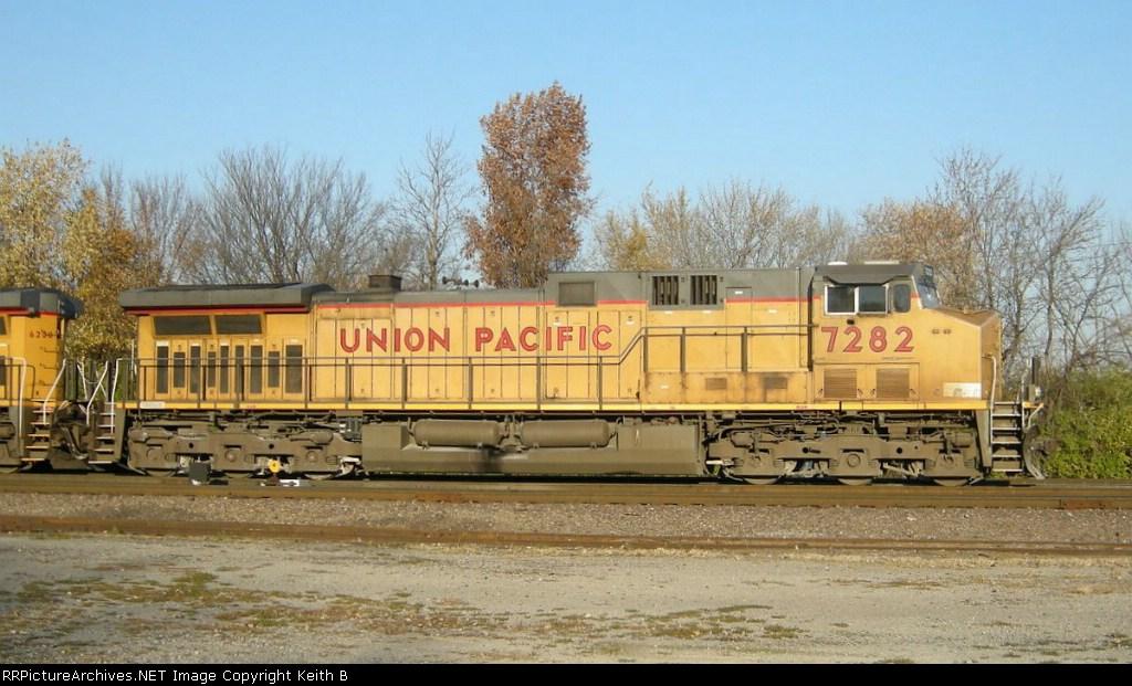 UP 7282