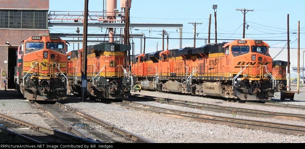 BNSF 4444