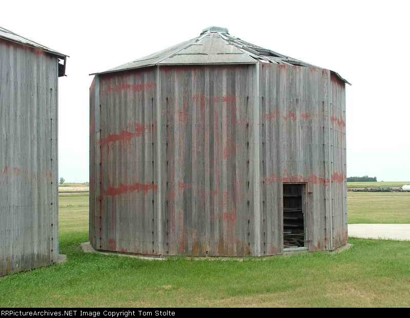 BOWBELLS ND WOOD GRAIN BIN