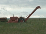AC TRACTOR CORN PICKER LAMORE ND