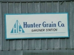 HUNTER GRAIN CO