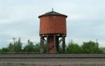 Redwood Water Tank
