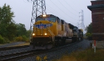 NS 212 with UP SD70M 3887