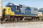 CSX 2719 (CR 8050)