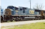 CSX 4696 (ex-EMDX 7021)