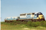 CSX hump set (ex-CRR 3615, ex-CO 6262)