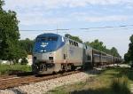Amtrak train 66