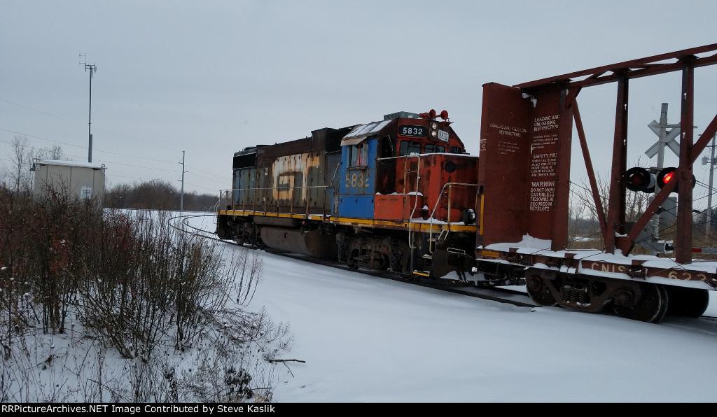 GTW 5832
