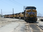 Yard Power at Watsonville Jct.