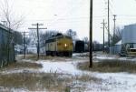 1206-27 Northbound C&NW freight on ex-M&StL