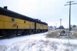 1207-04 Northbound C&NW freight on ex-M&StL