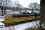 1207-08 Northbound C&NW freight on ex-M&StL
