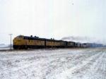1207-16 Northbound C&NW freight on ex-M&StL