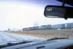1207-19 Northbound C&NW freight on ex-M&StL