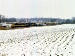 1207-22 Northbound C&NW freight on ex-M&StL