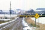 1207-23 Northbound C&NW freight on ex-M&StL