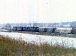 1207-24 Northbound C&NW freight on ex-M&StL
