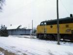 1207-27 Northbound C&NW freight on ex-M&StL