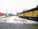 1207-30 Northbound C&NW freight on ex-M&StL