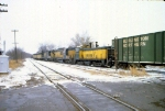 1207-35 Northbound C&NW freight on ex-M&StL
