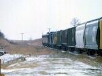 1208-04 Northbound C&NW freight on ex-M&StL