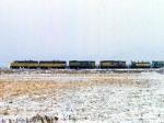 1208-07 Northbound C&NW freight on ex-M&StL