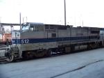 Amtrak 512