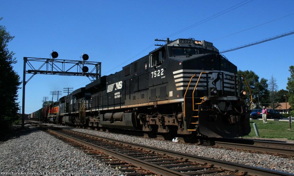 NS 7522 & 7508