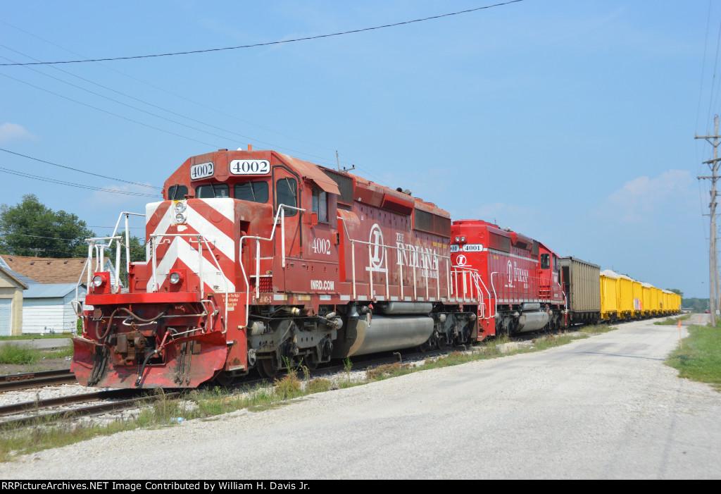 Indiana Railroad