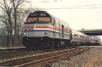 Westbound Michigan Service