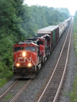 CN 5684 at Mile 5.8 Strathroy Sub.