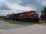 CP 8751 at Woodstock