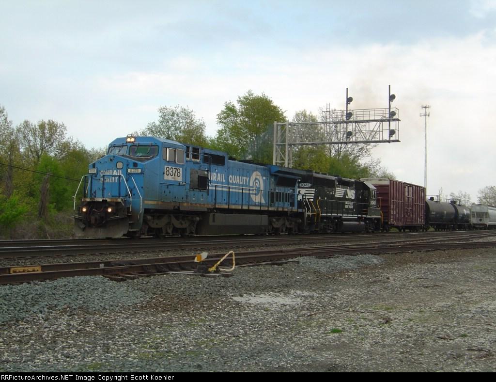 NS 8378