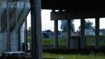 CSX Local Scrap train