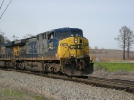 CSX 507 & CSX 768