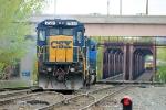 Circus train power