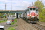 Circus Train at Windsor Locks