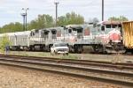 Circus train arrives in Hartford