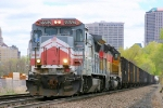 Northbound CSOR Freight